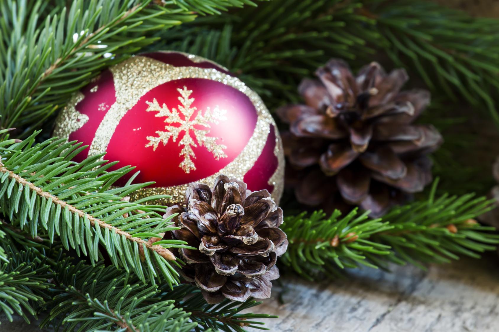 Was war was ist was sein wird und ein gro es dankesch n for Weihnachtskugeln bilder